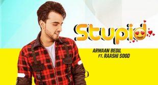 Stupid Lyrics – Armaan Bedil