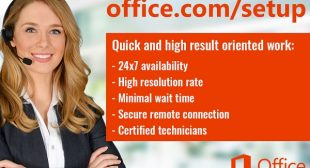 office.com/setup – Microsoft Office Install and Activate
