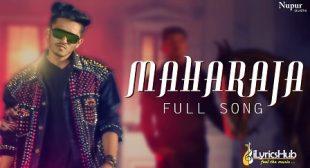 MAHARAJA – DEVENDER AHLAWAT | iLyricsHub