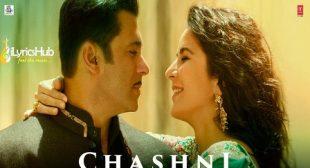 CHASHNI LYRICS – BHARAT   iLyricsHub