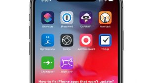 How to fix iPhone apps that won't update