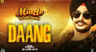 Rajvir Jawanda's New Song Daang