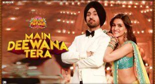 Main Deewana Tera Lyrics – Guru Randhawa