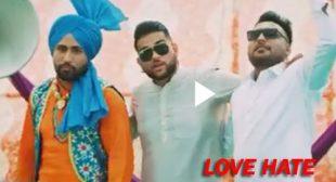 Love Hate Lyrics – Raj Dhillon
