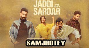 Samjhote Song Lyrics – Sippy Gill