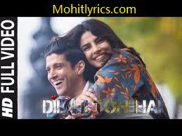 Dil Hi Toh Hai Lyrics – Arijit Singh  ~ Mohit Lyrics | Latest Song Lyrics