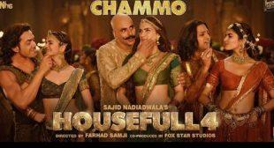 Chammo Lyrics – Housefull 4
