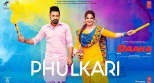 Phulkari – Daaka Lyrics