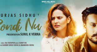 Rondi Nu Lyrics – Gurjas Sidhu