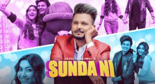 Lyrics of Sunda Ni Song
