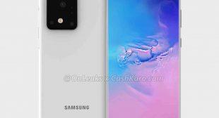 Samsung Galaxy S11+ Leaks: Renders Shows Five Rear Cameras – Norton Setup