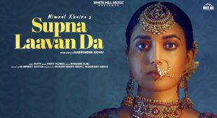 Lyrics of Supna Laavan Da Song