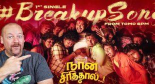 Breakup Lyrics – Naan Sirithal