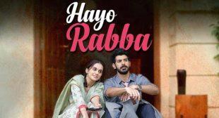Hayo Rabba Lyrics – Thappad