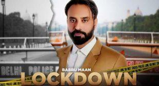 Lockdown Lyrics – Babbu Maan