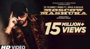 Moscow Mashuka Lyrics in Hindi and English – Yo Yo Honey Singh