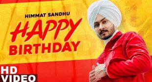 Birthday Wish Lyrics – Himmat Sandhu