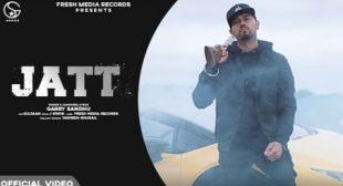 Jatt Song Lyrics – Garry Sandhu