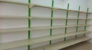 Retail Store Display Shelving Canada Based Store