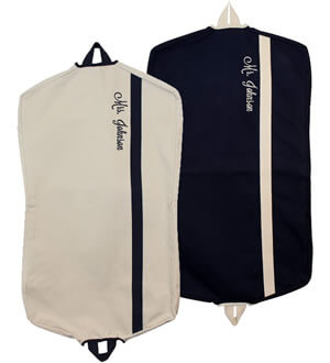 Buy online printed garment bags at affordable rates