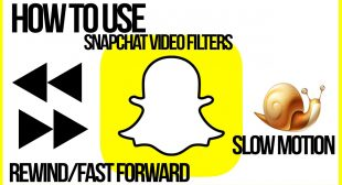 Snapchat Filters: How to Slow Down, Speed up or Reverse Videos