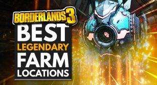 10 Best Legendary Farming Locations in Borderlands 3