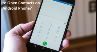 How to Fix Unable to Open Contacts on Android Phone?