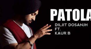 Patola Lyrics – Dosanjh
