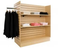 Best quality clothing display rack for retails