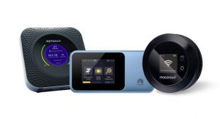 Top 5 Best Portable Wi-Fi Hotspots