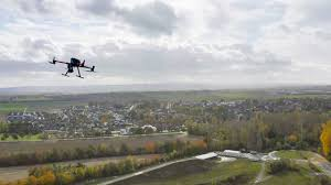 Vodafone & Ericsson Complete a Successful Trial of Sky Corridors