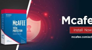Mcafee.com/Activate – Mcafee Activation – Enter your Key