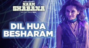 Aditi Singh Sharma Song Baby Besharam