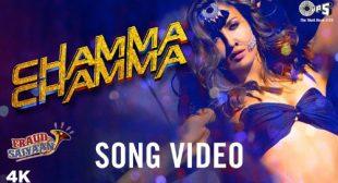 Chamma Chamma Lyrics – LyricsBELL