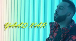 The PropheC Song Yaad Kar is Out Now – LyricsBELL