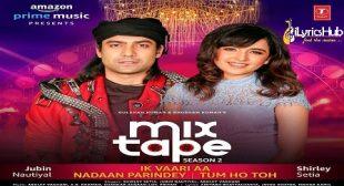 Ik Vaari Aa-Nadaan Parindey-Tum Ho Toh Lyrics