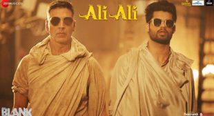 Ali Ali Lyrics – LyricsBELL