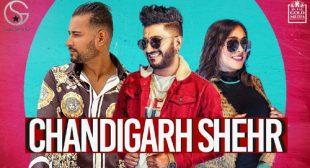 G Khan – Chandigarh Shehar Lyrics
