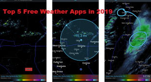 Top 5 Free Weather Apps in 2019