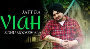 Lyrics of Viah Jatt Da by Sidhu Moose Wala – LyricsBELL