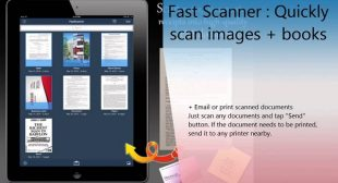 How To Quickly Scan A Book With Pictures