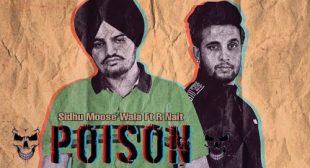 Poison by Sidhu Moose Wala