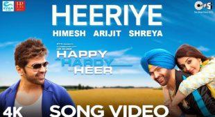 Heeriye Lyrics – Happy Hardy And Heer