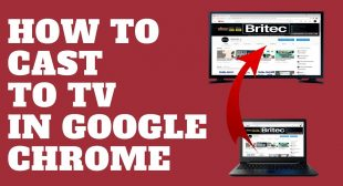 How to Cast Google Chrome on a TV?