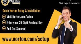 norton.com/setup   Redeem Norton Activation Key & Setup Norton