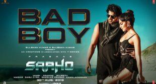 Bad Boy Lyrics by Badshah