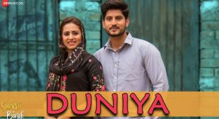 Surkhi Bindi – Duniya Lyrics