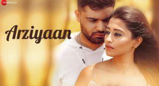 Lyrics of Arziyaan Song