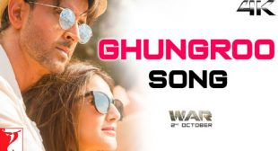 Ghungroo Lyrics