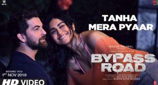 Tanha Mera Pyaar Lyrics – Mohit Chauhan